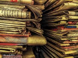 Newspapers are a goldmine source for who knows where and how to search