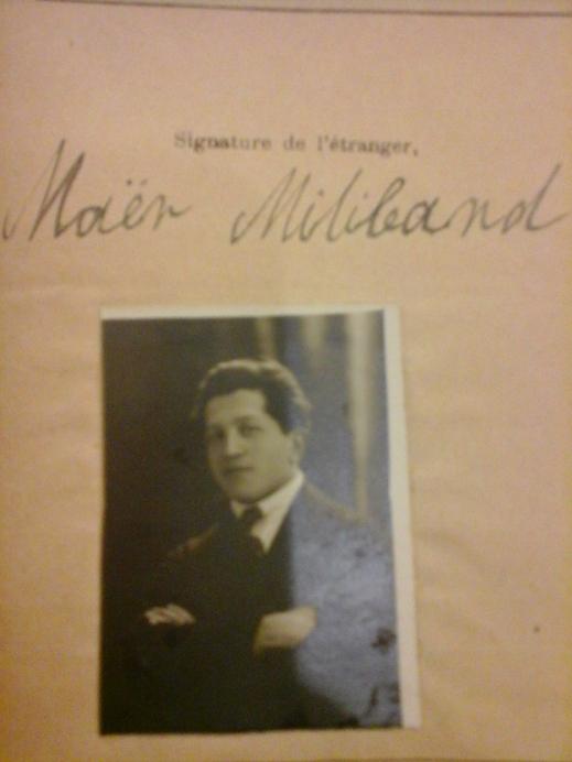 (c) Archives de la Ville de Bruxelles-dossier. Pol.Etr. n°106684)