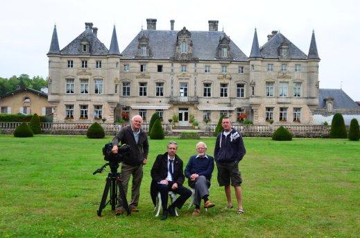 verdun-filming team