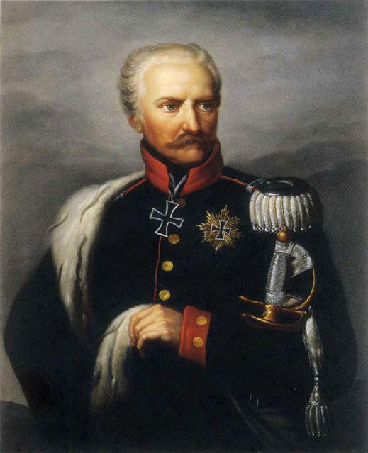 Gebhard Leberecht von Blücher.