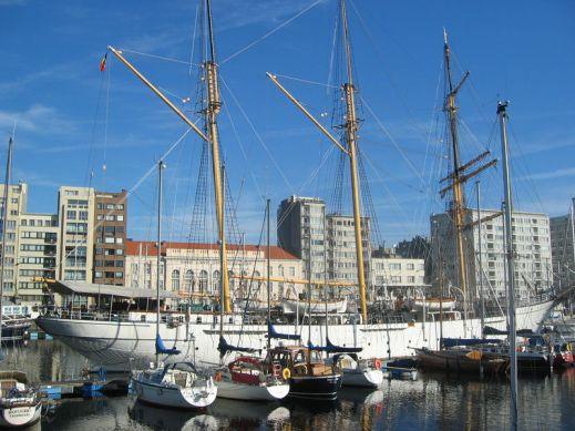 Le Mercator est un témoin indéfectible du passé maritime de la Belgique