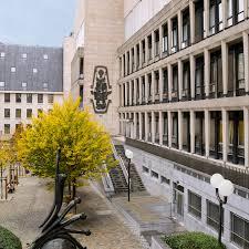 Archives Générales du Royaume (AGR) - Le dépôt principal Rue de Ruysbroeck à Bruxelles