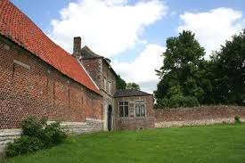 Hougoumont farm underwent great work and awaits visitors to share the history of the farm