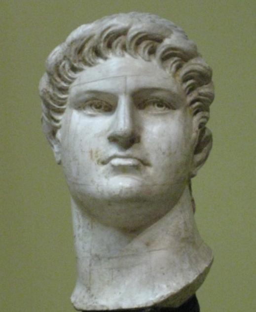 L'Empereur Néron au service duquel Tigellin était attaché...