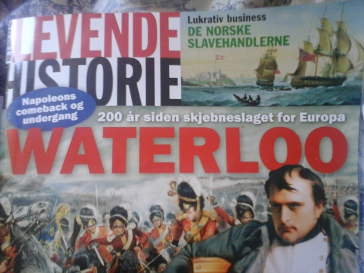 Waterloo en Norvege