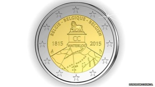 The coin that was rejected by France