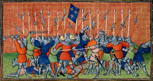 800px-Battle_of_Courtrai3 eperons d'or